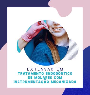 Extensão em Tratamento Endodôntico de Molares com Instrumentação Mecanizada