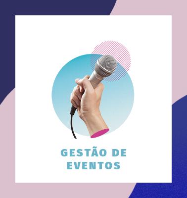 Gestão de Eventos – ONLINE