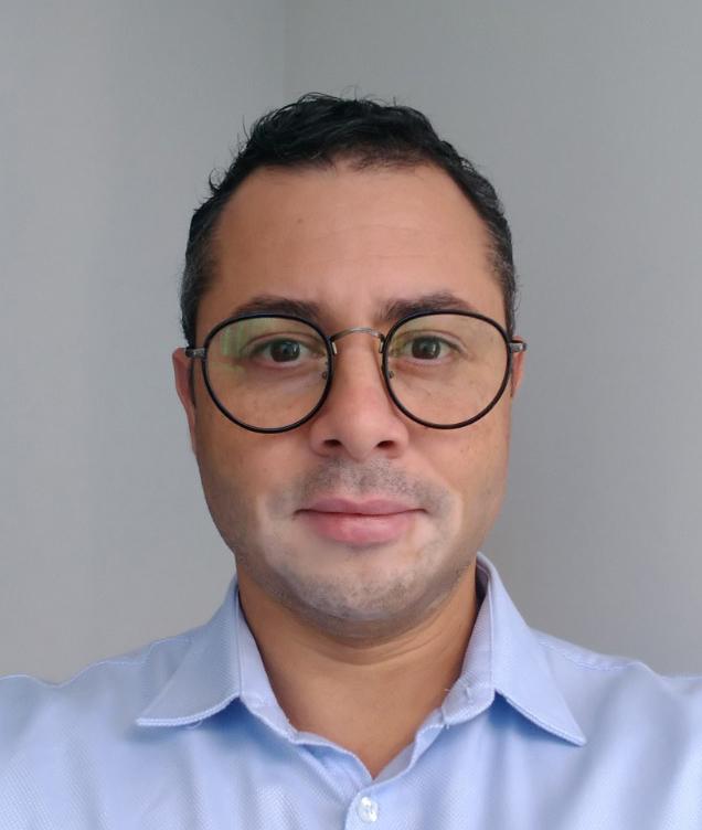 Coordenador Bruno Franqueira
