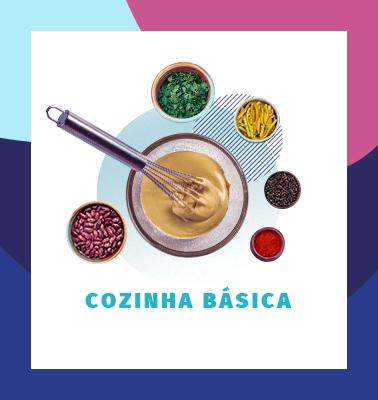 Cozinha Básica – 100% ONLINE