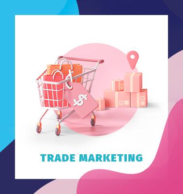 Trade Marketing – 100% ONLINE