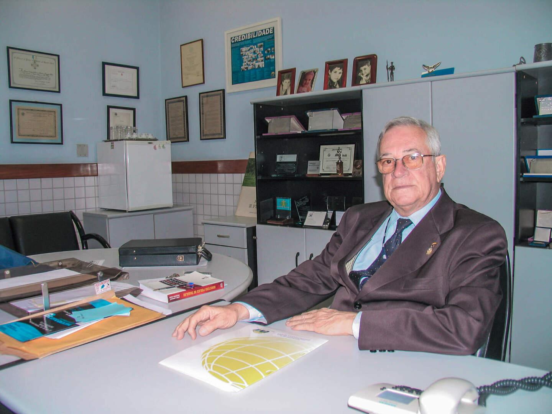 Manoel Ceciliano, ex-Reitor da Universidade Vila Velha