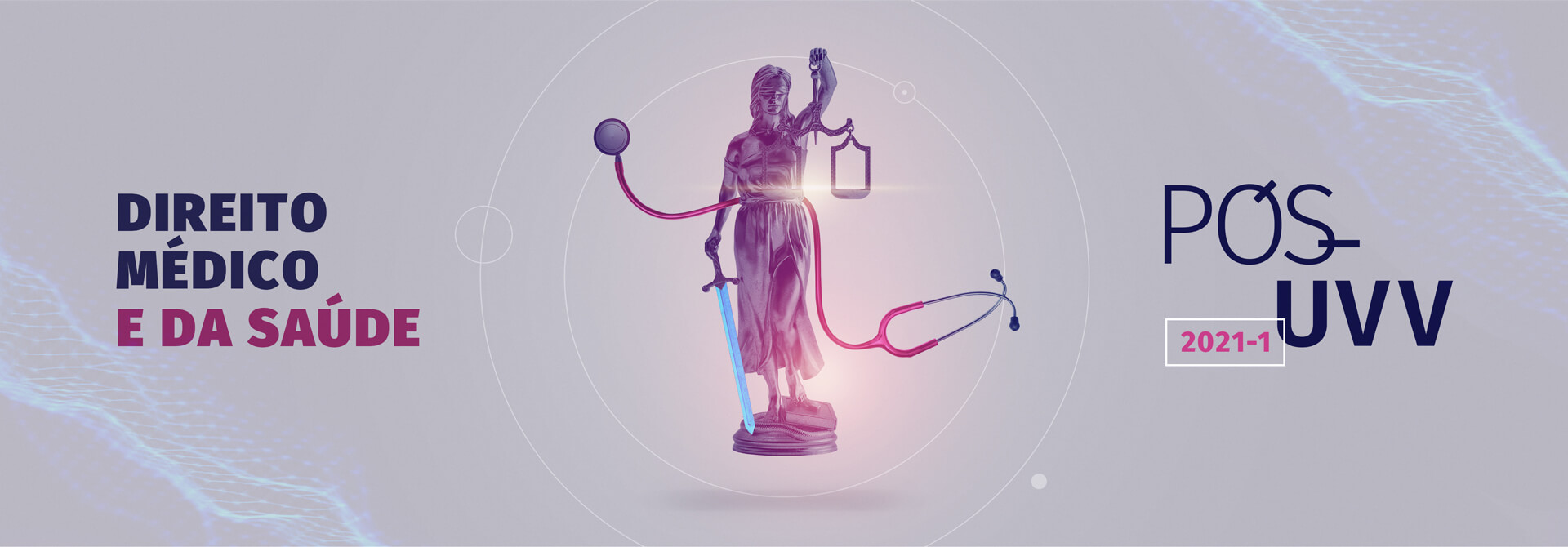 Faça Pós-Graduação em Direito Médico e da Saúde