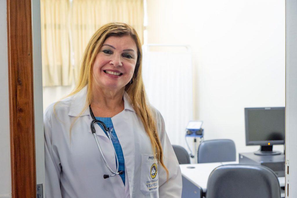 Prof Lucia